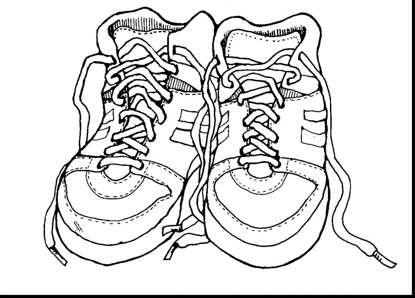 1338x960 Fine Kevin Durant Shoes Coloring Pages Examples New Coloring Sheets
