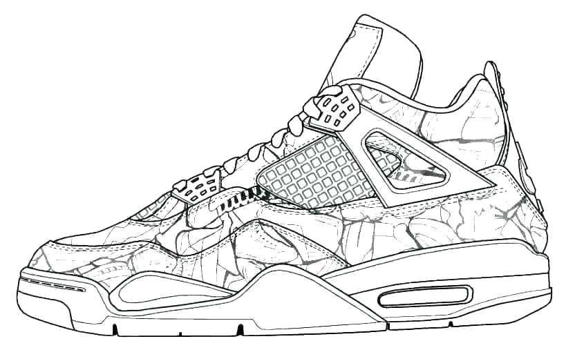 819x507 Kd Coloring Pages Shoes Coloring Page Shoe Coloring Pages Shoes