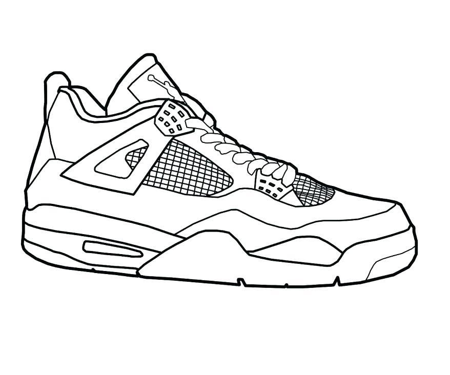 878x732 Coloring Pages Shoes Shoe Color Page Coloring Creative Decoration