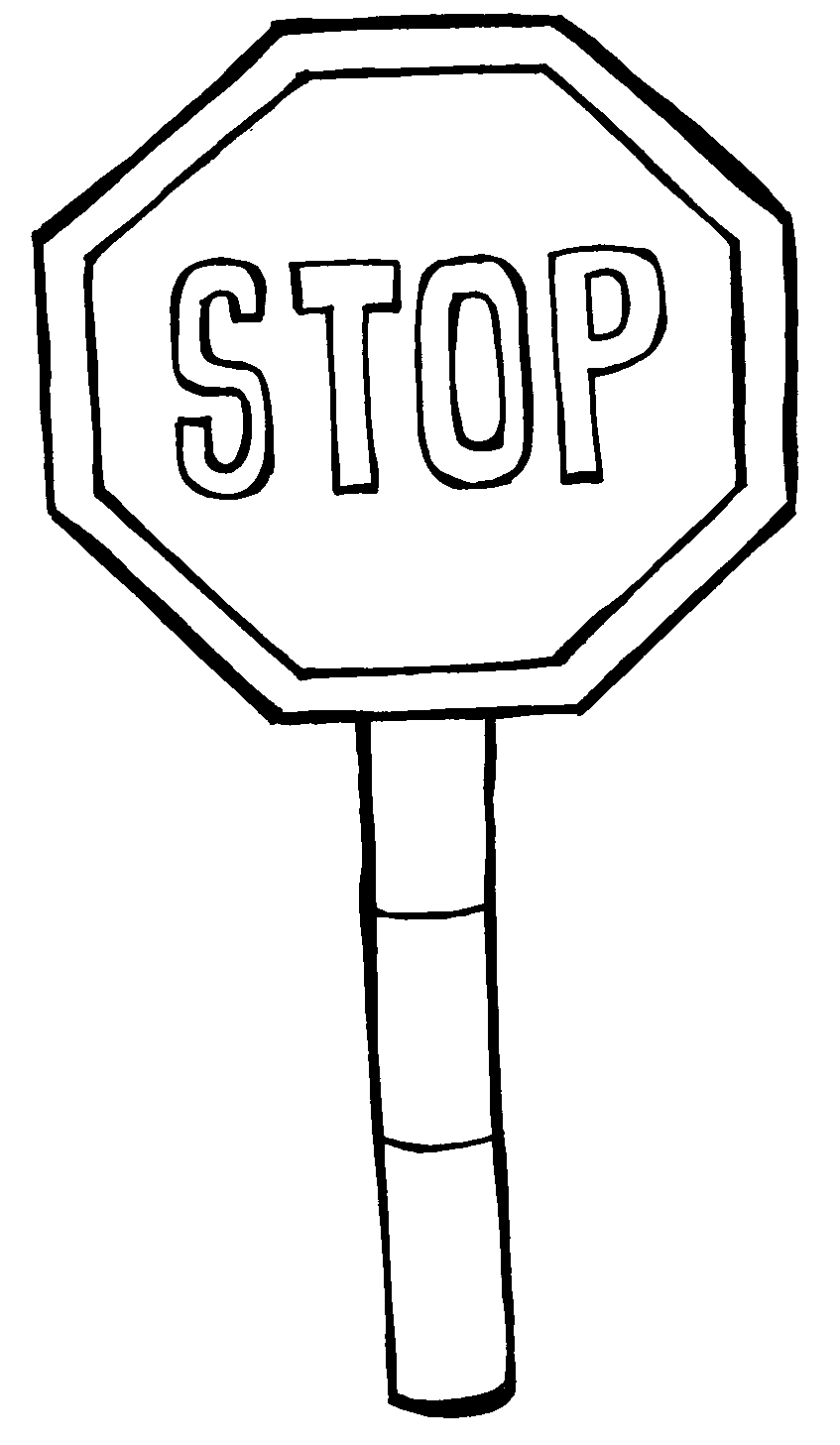 image relating to Printable Picture of a Stop Sign referred to as Hold Out Indicators Coloring Web pages at  Absolutely free for