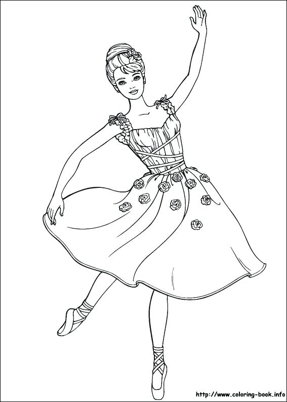 567x794 Best Of Printable Barbie Coloring Pages Or Last Updated