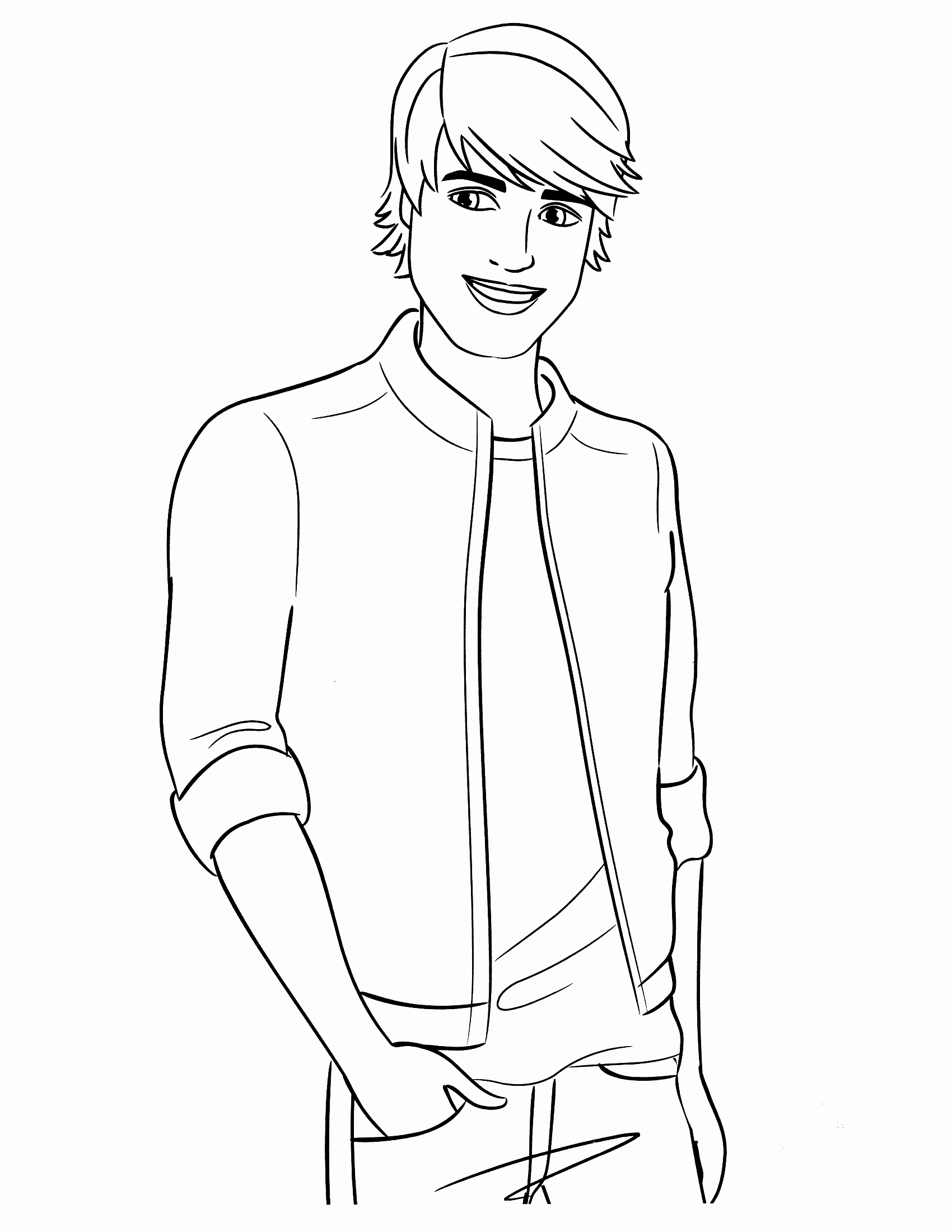 1700x2200 Refundable Barbie And Ken Coloring Pages Sheet
