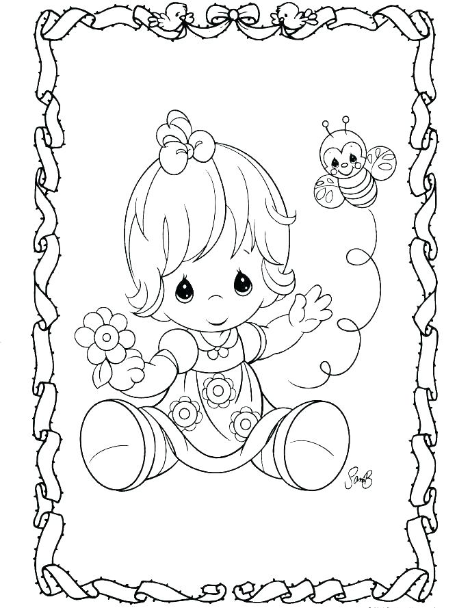 687x889 Barbie And Ken Coloring Pages Barbie Coloring Pages Printable