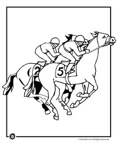 236x305 Kentucky Derby Printables Parenting Kentucky Derby