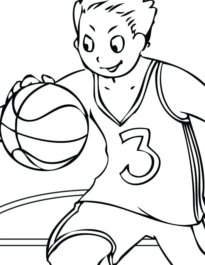 671x868 Wildcat Coloring Page Wildcat Coloring Page Basketball Color Page