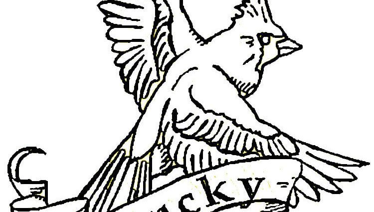 750x425 Kentucky Symbols Coloring Pages Kentucky State Symbols Coloring