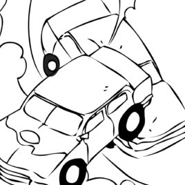 268x268 Derby Coloring Pages