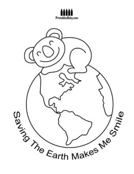 262x340 Earth Day Coloring Pages Archives