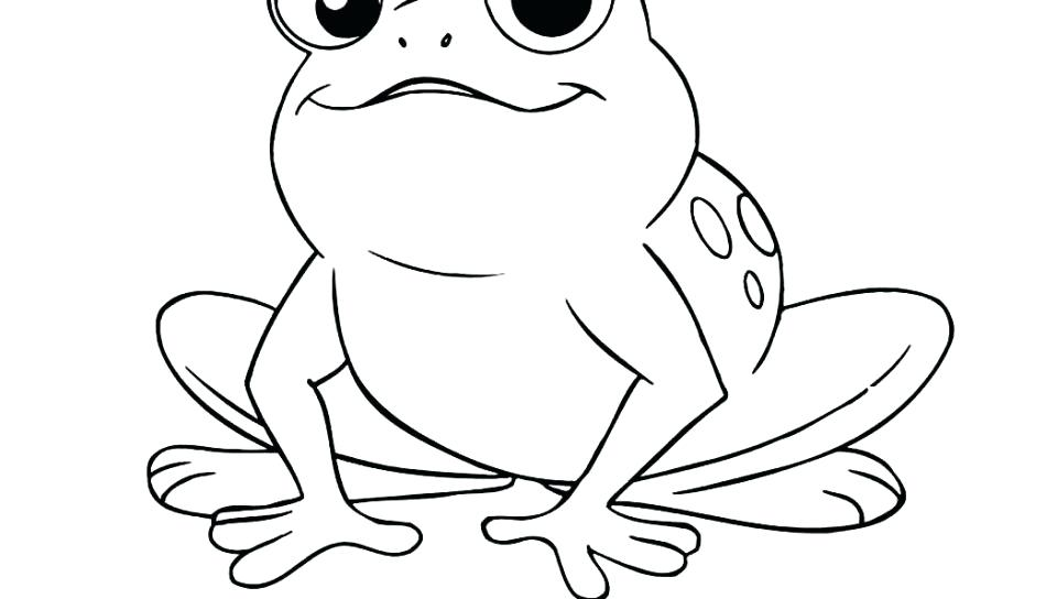 960x544 Kermit The Frog Coloring Page The Frog Coloring Page Many
