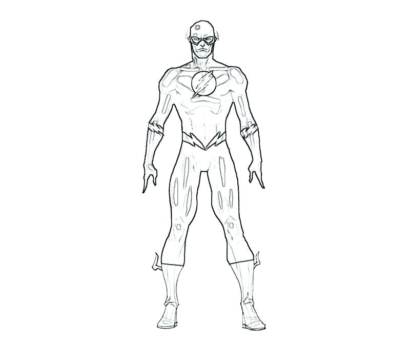 800x667 The Flash Coloring Page Flash Coloring Book Plus The Flash