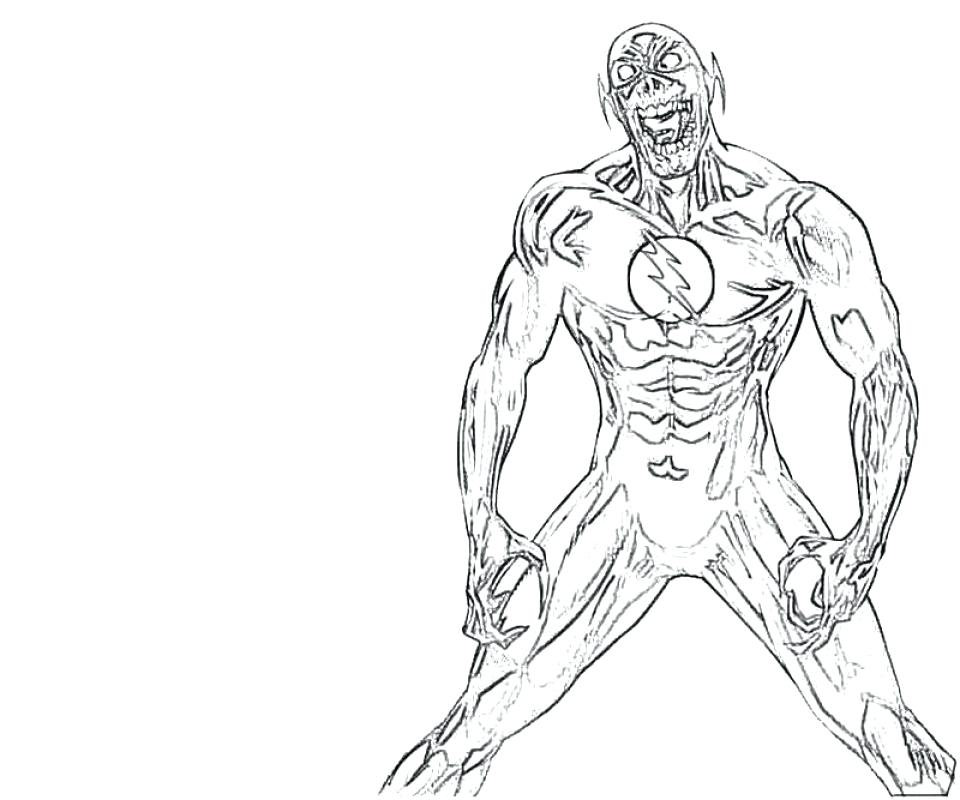 The Best Free Flash Coloring Page Images Download From 593 Free