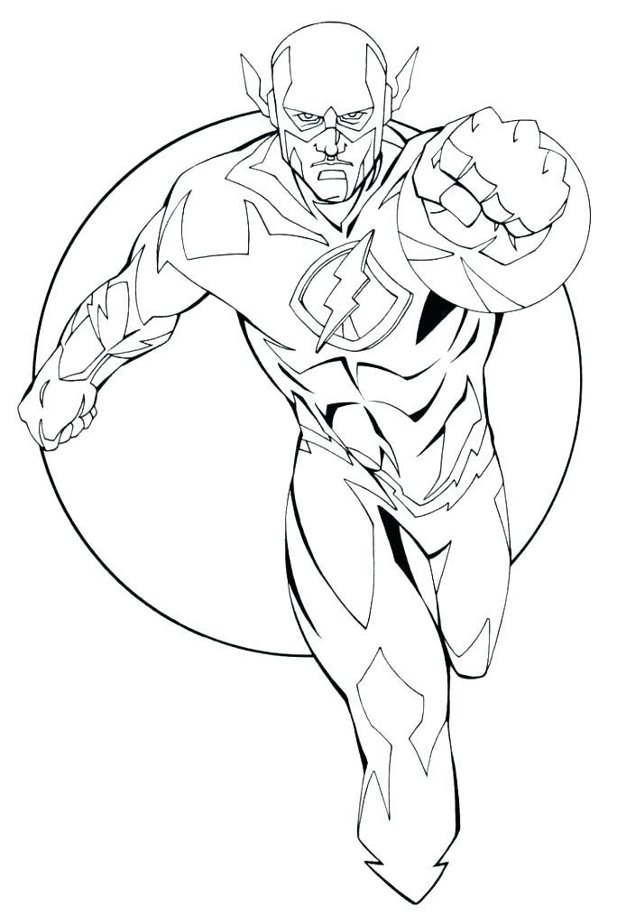 684x1024 The Flash Coloring Pages Large Pumpkin Coloring Page Pumpkin Color