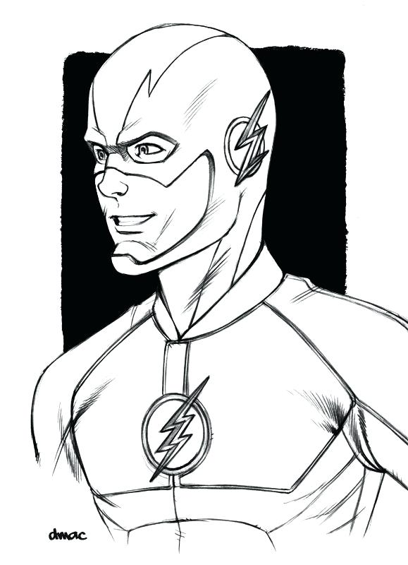 579x800 The Flash Coloring Pages The Flash Comic Colouring Page Lego Kid