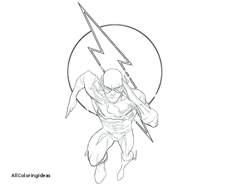 800x667 Kid Flash Coloring Pages Printable