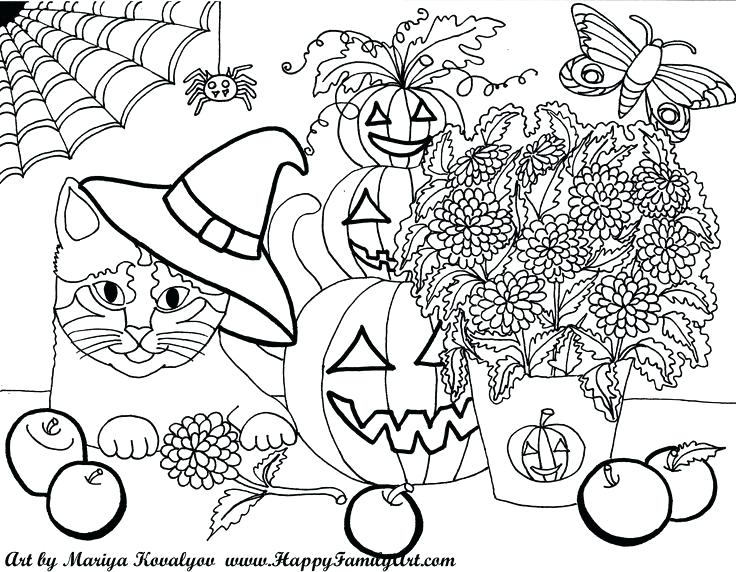736x572 Enchanting Kid Halloween Coloring Pages Coloring Page Owl