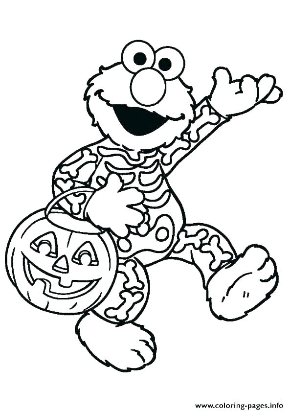 595x842 Halloween Coloring Pages For Toddlers Preschool Coloring Pages