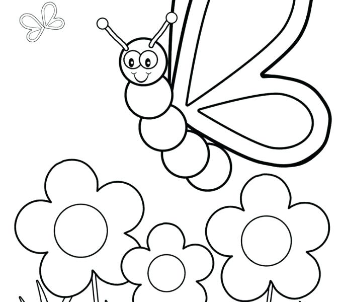 678x600 Toddler Color Pages Coloring Pages For Kid For Color For Toddlers