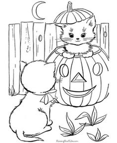 236x288 Halloween Coloring Pages Printable Page Pumpkins For Halloween