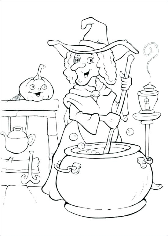 550x770 Halloween Printable Coloring Pages For Vanda