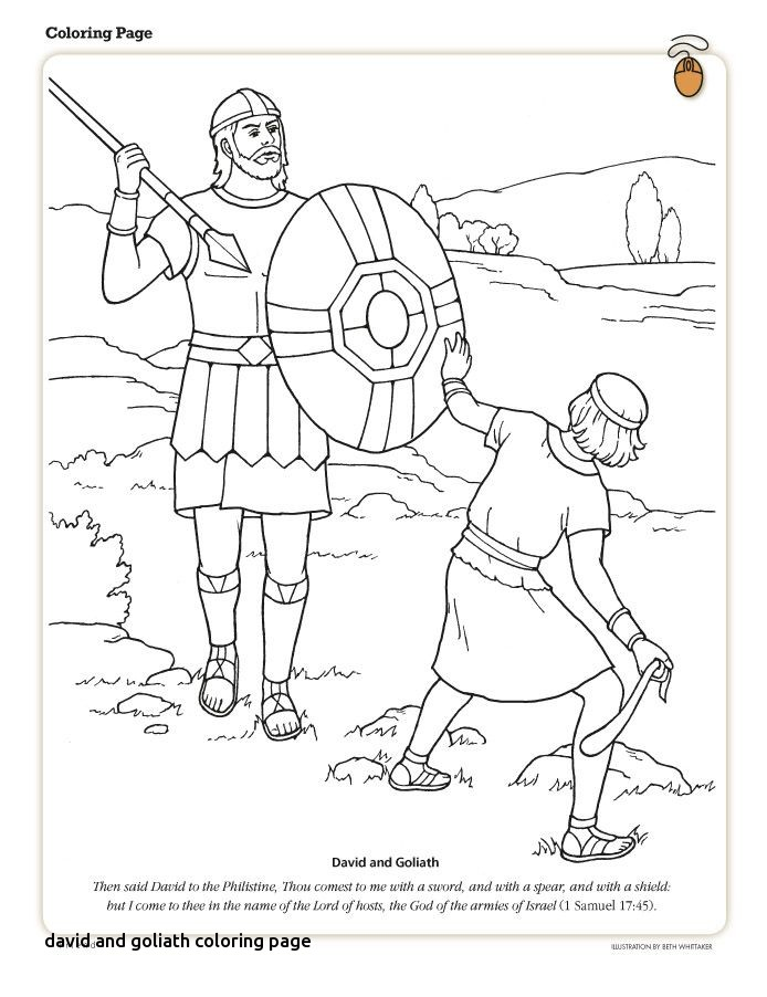 694x902 Best Children Church Images On For David And Goliath