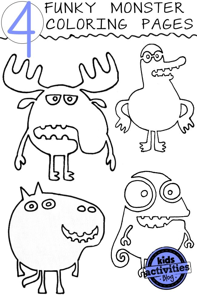 Kids Coloring Pages Activities