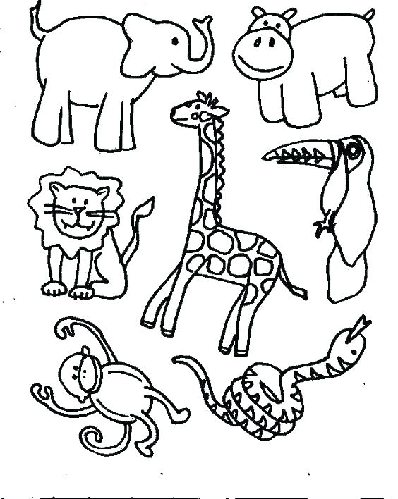 564x708 Farm Color Pages Farm Animals Coloring Pages For Kids Printable Co