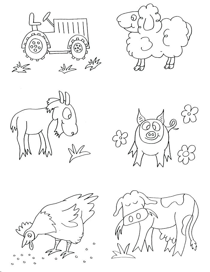 700x906 Free Printable Farm Animal Coloring Pages For Kids Colouring Farm