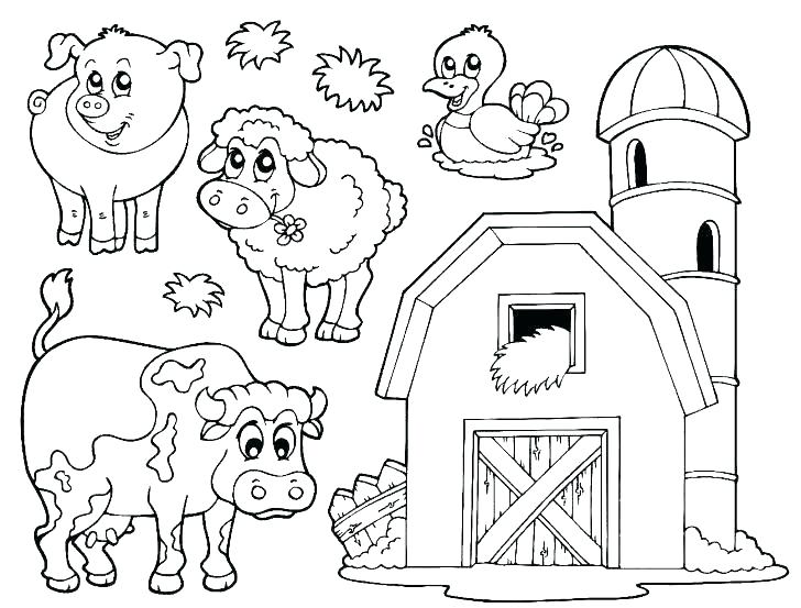 728x553 Kids Coloring Page Printable Animal Coloring Pages Coloring Pages