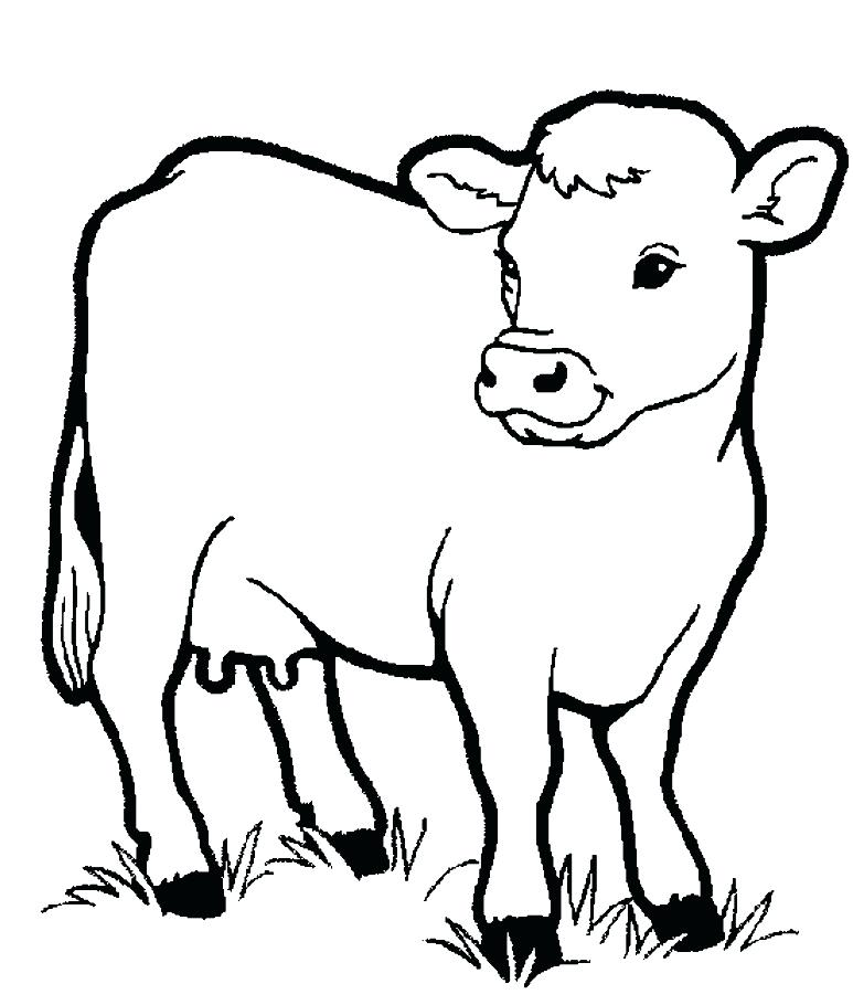 Kids Coloring Pages Farm Animals at GetDrawings.com | Free ...