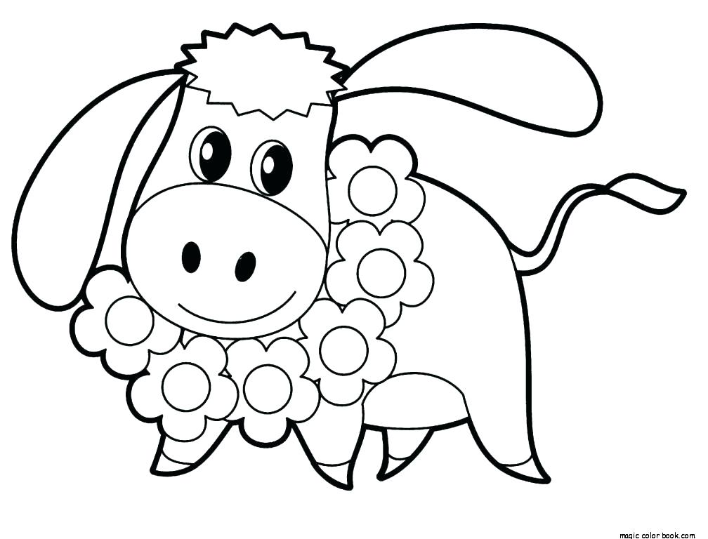 1008x768 Farm Animal Coloring Pages Plus Farm Coloring Pages Baby Farm