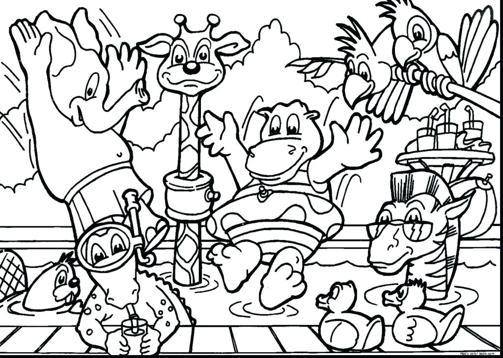 1024x728 Zoo Animals Coloring Pages Kids Coloring Coloring Pages Farm