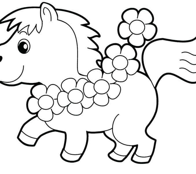 678x600 Animal Coloring Pages Print Pictures Of Animals For Kids