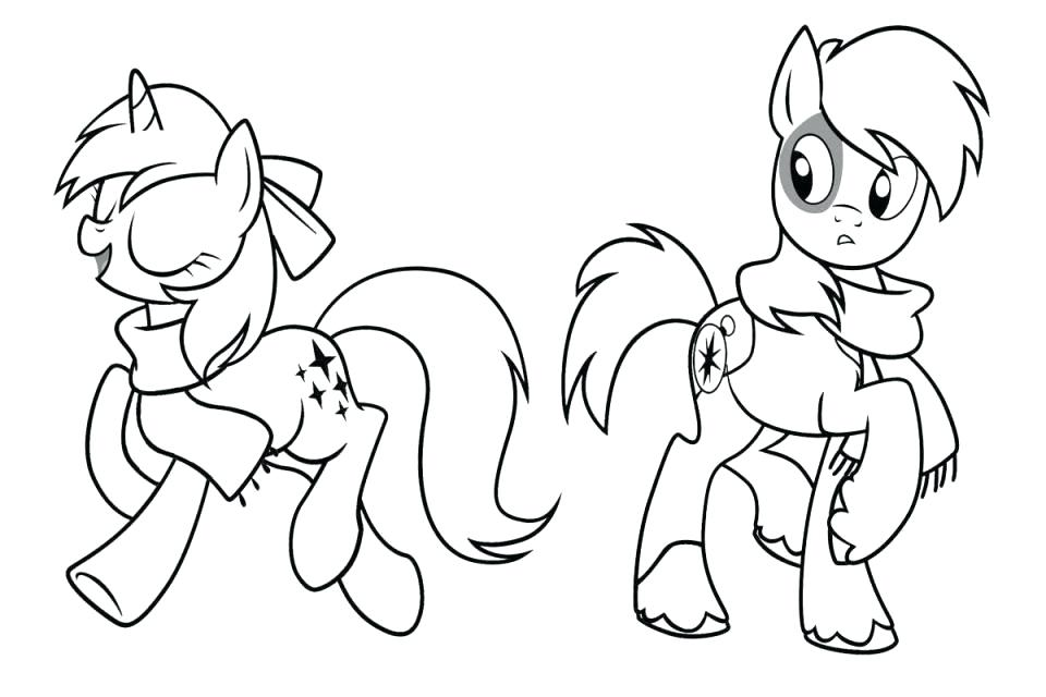 960x640 My Little Pony Coloring Pages For Kids Coloring Pages For Kids My