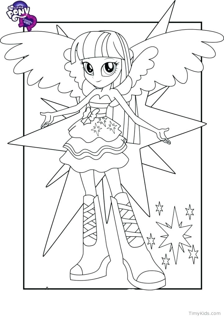 722x1024 Equestria Girls Coloring Pages My Little Pony Coloring Pages My