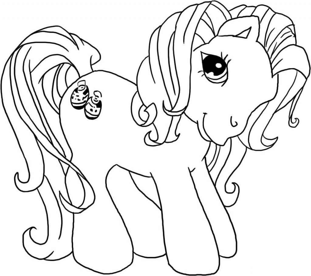 photo about Free Printable My Little Pony Coloring Pages referred to as Young children Coloring Web pages My Minor Pony at  Cost-free