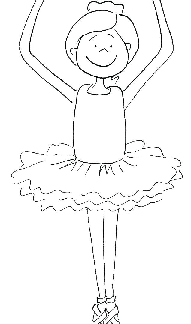 636x1080 Dancing Coloring Pages Ballerina Color Pages Cartoon For Kids