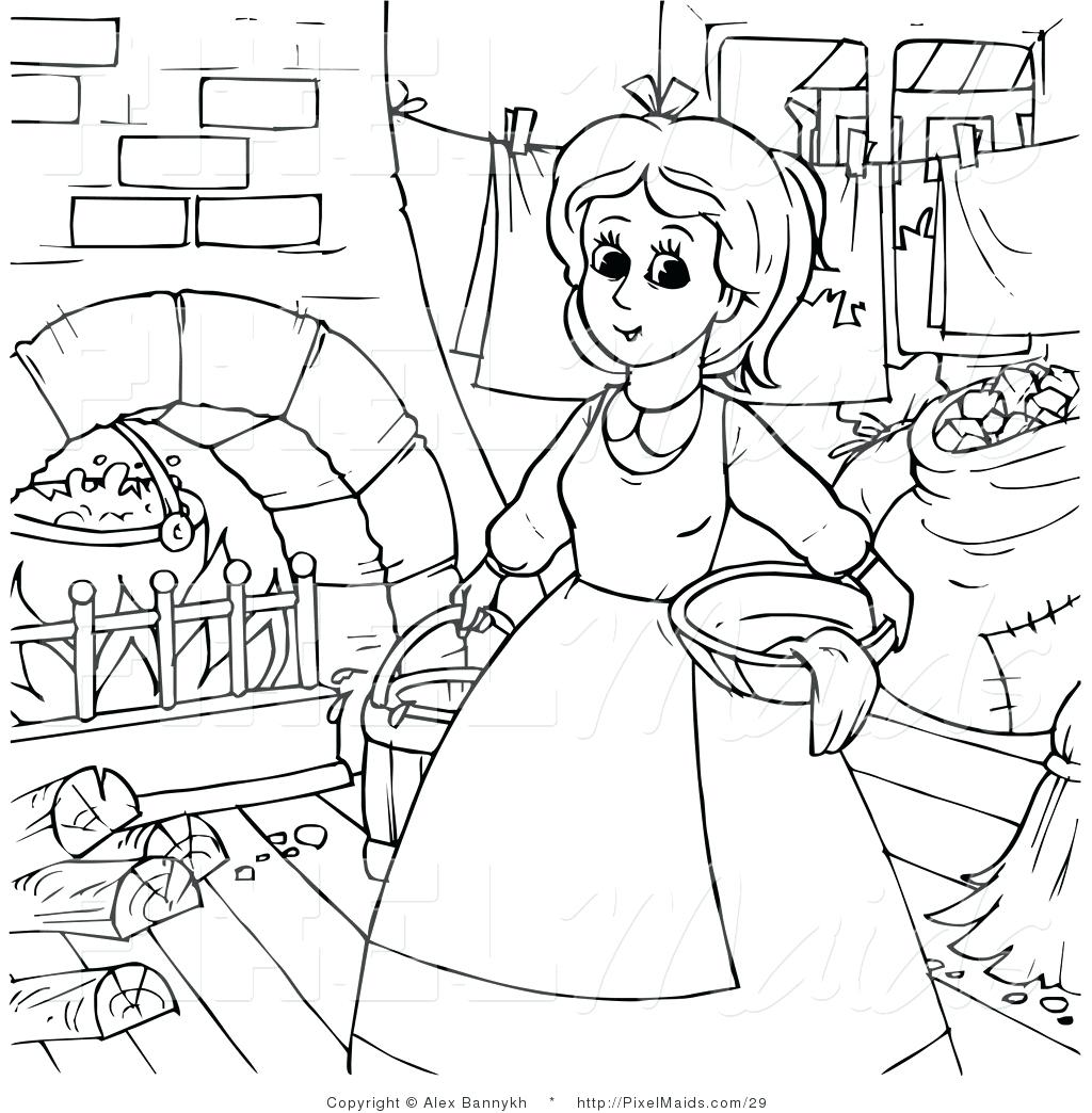 1024x1044 Soar Kids Doing Chores Coloring Pages Selected