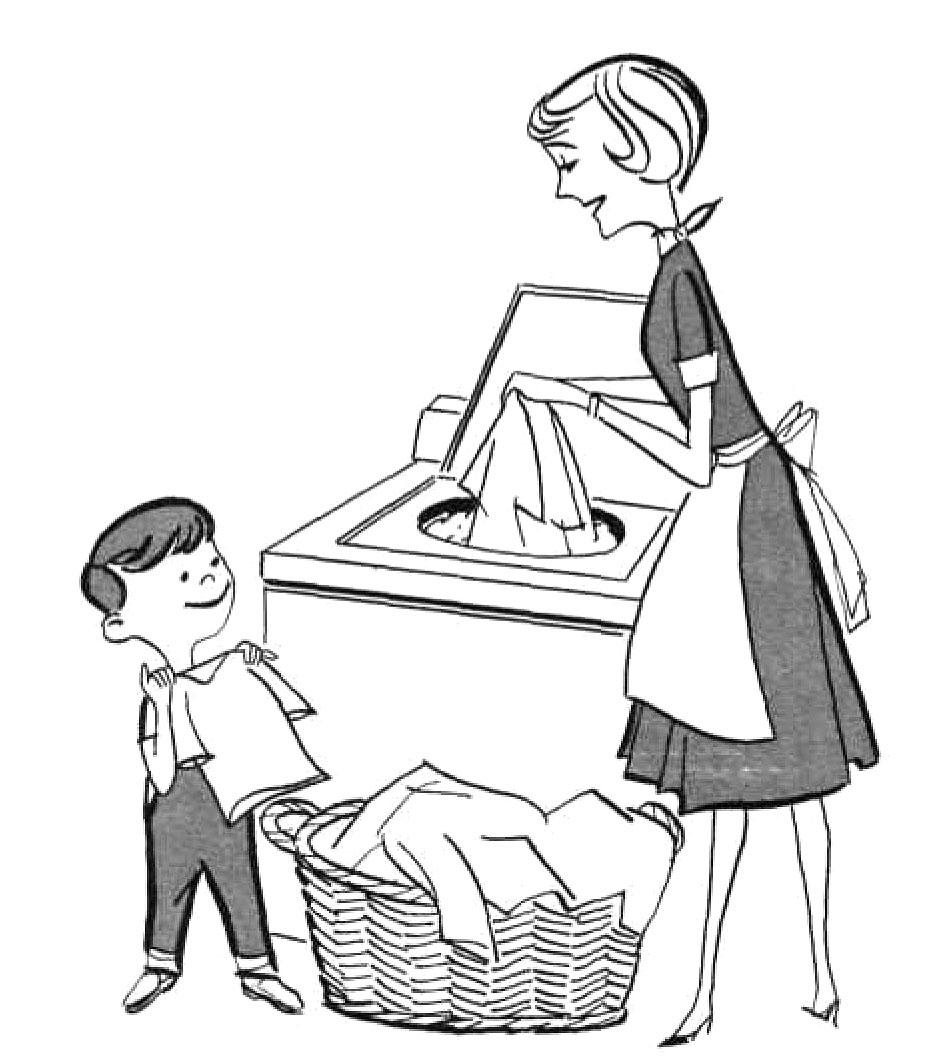 932x1064 Powerful Kids Doing Chores Coloring Pages Fasc