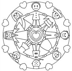 235x233 Free Peace Sign Coloring Page For Older Kids Fun Coloring Pages