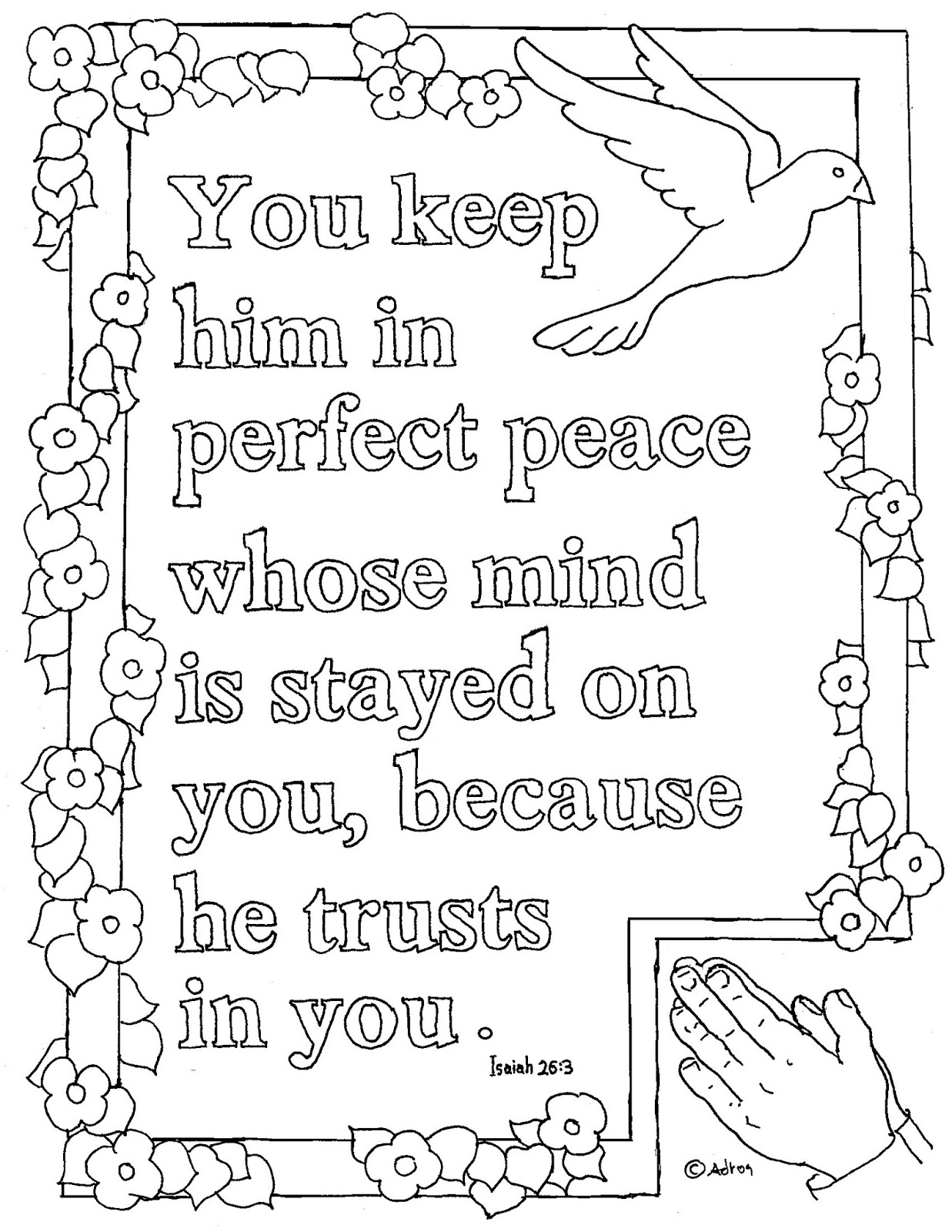 1237x1600 Expert Isaiah Coloring Pages For Kids Page