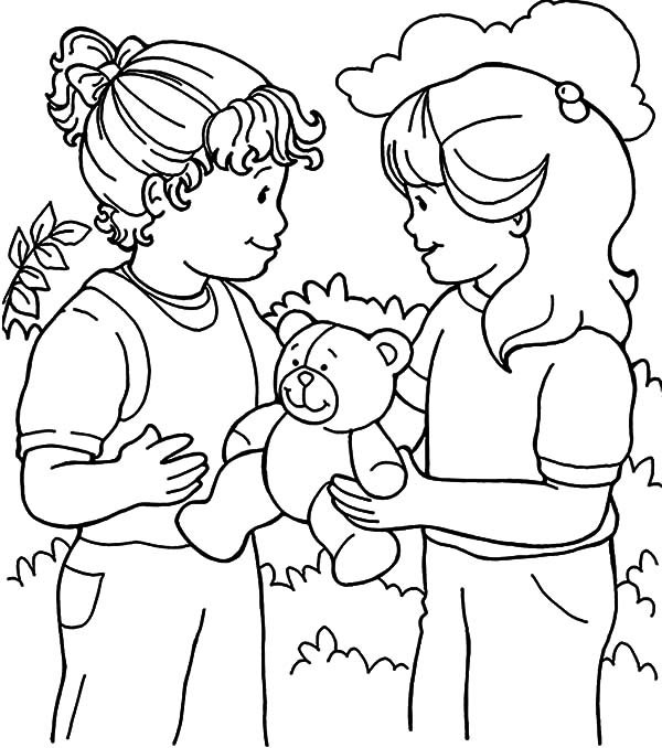 600x678 Absolutely Ideas Kindness Coloring Pages Bible About Archives