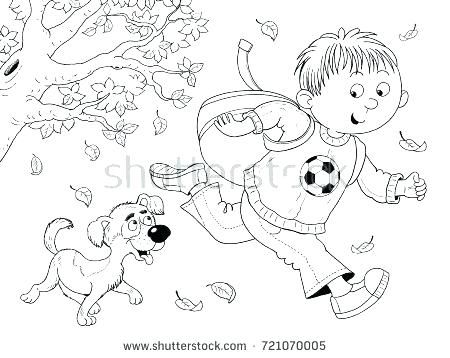 450x358 Outdoor Fun Coloring Pages The Pig And Great Outdoors Page