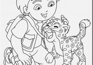 300x210 Diego Coloring Pages Picture Diego Is Running Coloring Page