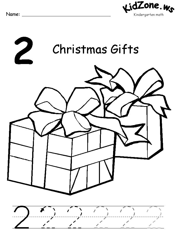718x957 Kidzone Christmas Coloring Sheets Best Numbers Nmeros