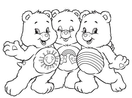 450x334 Share The Love Care Bears Activity Ag Kidzone