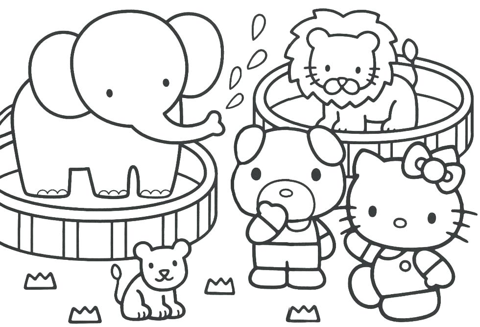 980x667 Kindergarten Color Pages Classy Idea Kindergarten Coloring Pages