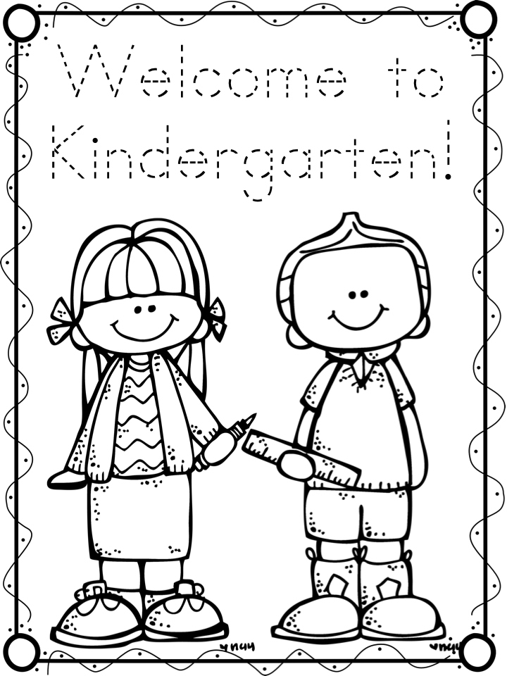 720x960 Kindergarten Coloring Pages Best Of First Grade First Day School