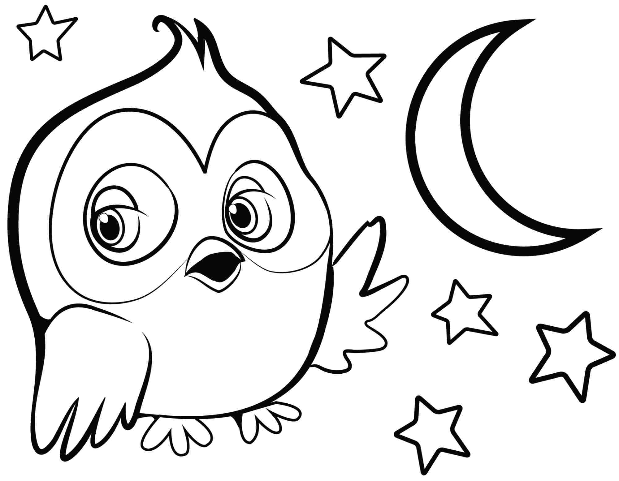 2000x1555 Coloring Pages For Toddlers Animals Archives New Animal Colori