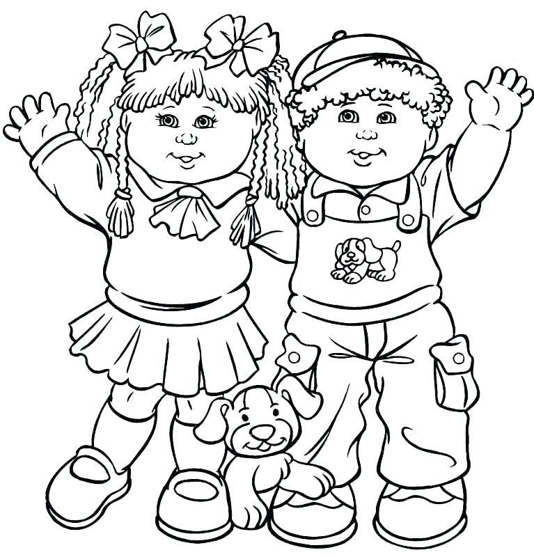 767x800 Coloring Pages For Toddlers Shapes Pages To Color For Toddlers