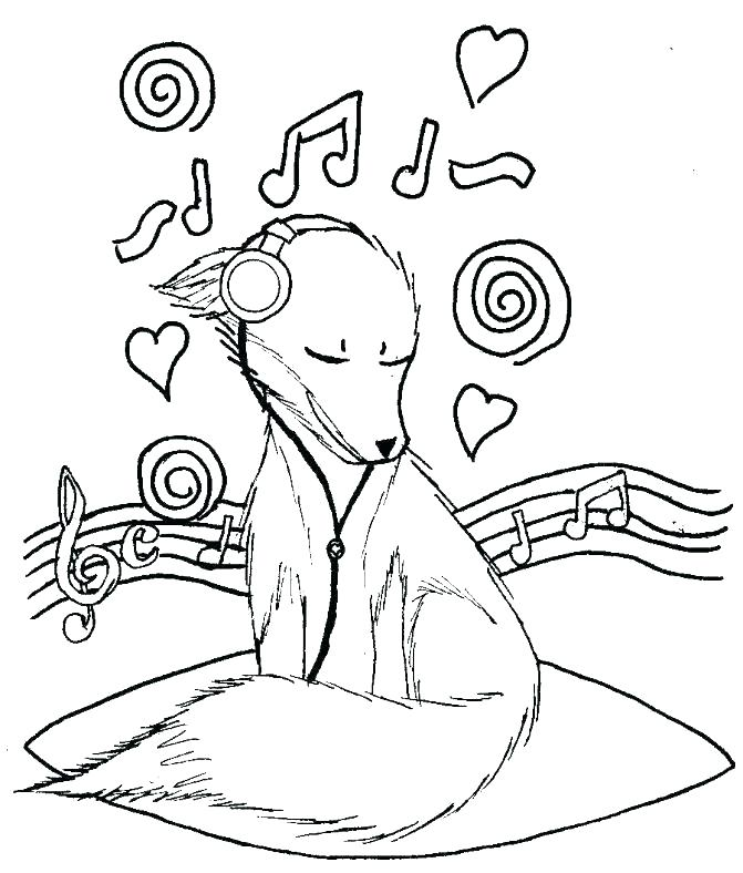 671x788 Music Coloring Pages For Kindergarten Music Coloring Worksheets